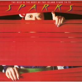 Sparks Sparks - The Best Of, The Rest Of The Island Years 74-78 (2 Lp, Colour)