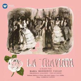 Maria Callas Maria Callas - Verdi: La Traviata (3 Lp, 180 Gr)