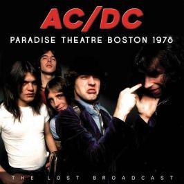 AC/DC AC/DC - Lost Broadcast Paradise Theatre 1978 (colour)