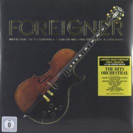 Foreigner Foreigner - With The 21st Century Symphony Orchetra (lp+dvd)