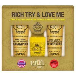 Rich Набор интенсивное увлажнение и питание Try&Love Me Набор интенсивное увлажнение и питание Try&Love Me