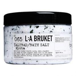 L:A BRUKET 065 MYNTA Соль для ванн 065 MYNTA Соль для ванн