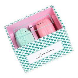 Lancome Macaron Blush & Blender Румяна 02 Coral Whipped Cream Raspberry Blender