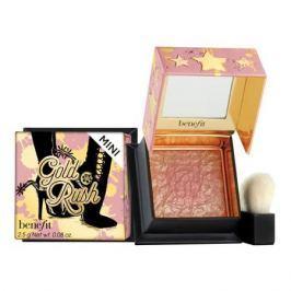 Benefit Gold Rush Румяна для лица медово-персиковые в мини-формате медово-персиковый