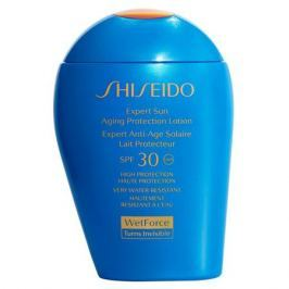 Shiseido Suncare Expert Sun Солнцезащитный антивозрастной лосьон SPF30 Suncare Expert Sun Солнцезащитный антивозрастной лосьон SPF30