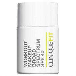 Clinique Workout Makeup Broad Spectrum Тональное средство SPF40 Light