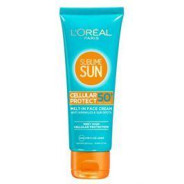 L'Oreal Paris Sublime Sun Крем для лица Экстра защита SPF50 Sublime Sun Крем для лица Экстра защита SPF50