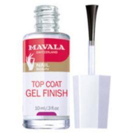 Mavala Gel Finish Top Coat Фиксатор лака с гелевым эффектом Gel Finish Top Coat Фиксатор лака с гелевым эффектом