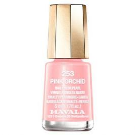 Mavala Mini Color Лак для ногтей № 112 Малиново-розовая пастель (Nude colors)