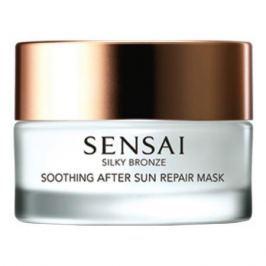 Sensai Silky Bronze Восстанавливающая маска после солнца Silky Bronze Восстанавливающая маска после солнца