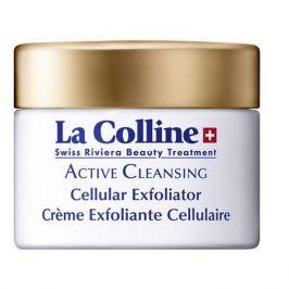 La Colline Отшелушивающий крем с клеточным комплексом Отшелушивающий крем с клеточным комплексом
