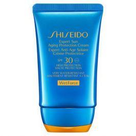 Shiseido Suncare Expert WetForce Солнцезащитный антивозрастной крем SPF30 Suncare Expert WetForce Солнцезащитный антивозрастной крем SPF30
