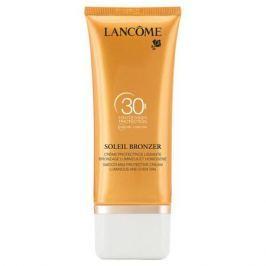 Lancome Soleil Bronzer Солнцезащитный крем для лица SPF30 Soleil Bronzer Солнцезащитный крем для лица SPF30
