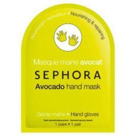 SEPHORA COLLECTION Тканевые маски для рук в ассортименте Питание и восстановление (с маслом авокадо)