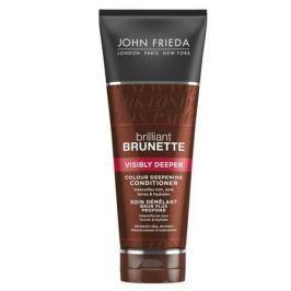 John Frieda Brilliant Brunette Visibly Deeper Кондиционер для создания насыщенного оттенка темных волос Brilliant Brunette Visibly Deeper Кондиционер для создания насыщенного оттенка темных волос