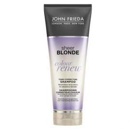 John Frieda Sheer Blonde Colour Renew Шампунь для восстановления и поддержания оттенка осветленных волос Sheer Blonde Colour Renew Шампунь для восстановления и поддержания оттенка осветленных волос