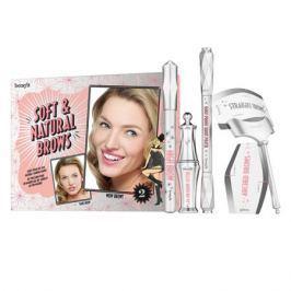 Benefit Soft & Natural Brows Набор для макияжа бровей 02 Light/Medium (светло-коричневый)