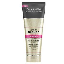 John Frieda Sheer Blonde Hi-Impact Восстанавливающий кондиционер для сильно поврежденных волос Sheer Blonde Hi-Impact Восстанавливающий кондиционер для сильно поврежденных волос