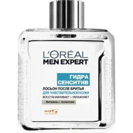 L'Oreal Paris Men Expert Hydra Sensitive Лосьон после бритья для чувствительной кожи Men Expert Hydra Sensitive Лосьон после бритья для чувствительной кожи