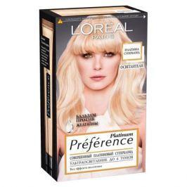 L'Oreal Paris Preference Platinum Краска для волос ультраблонд осветление 8 тонов