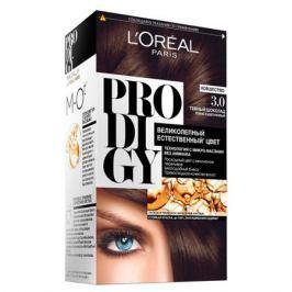 L'Oreal Paris Prodigy Краска для волос 3.0 темный шоколад