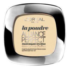 L'Oreal Paris Alliance Perfect Компактная пудра N4 Бежевый