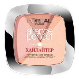 L'Oreal Paris Alliance Perfect Пудра-хайлайтер 302R Жемчужны
