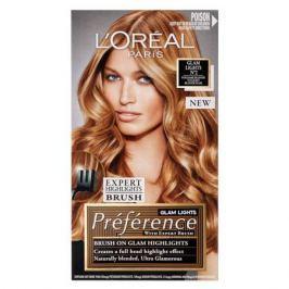 L'Oreal Paris Preference Glam Light Краска для волос для мелирования 3 оттенок (от темно-русых до каштановых)