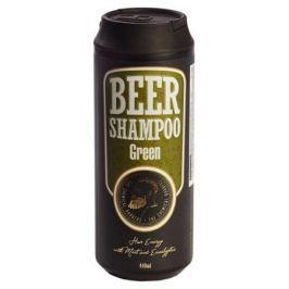 The Chemical Barbers Пивной шампунь с мятой и эвкалиптом Пивной шампунь с мятой и эвкалиптом