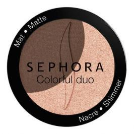 SEPHORA COLLECTION Colorful Duo Тени для век №01 Double or Nothing