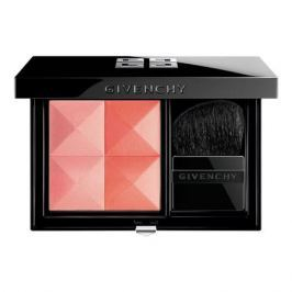 Givenchy Le Prisme Blush Компактные двухцветные румяна для лица 01 страсть