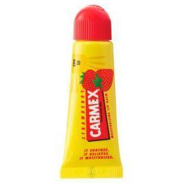 Carmex Бальзам для губ с ароматом клубники в тубе SPF15 Бальзам для губ с ароматом клубники в тубе SPF15