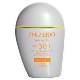 Shiseido Suncare Солнцезащитный BB-крем-спорт для активного образа жизни Light