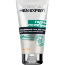 L'Oreal Paris Men Expert Hydra Sensetive Гель для умывания с березой Men Expert Hydra Sensetive Гель для умывания с березой