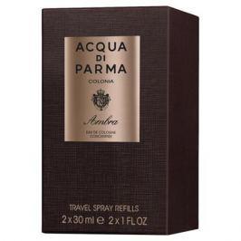 Acqua di Parma COLONIA AMBRA Сменные блоки для дорожного спрея COLONIA AMBRA Сменные блоки для дорожного спрея