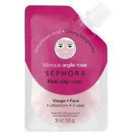 SEPHORA COLLECTION Маска для лица Розовая глина - Комплексного действия, Сияние кожи Маска для лица Розовая глина - Комплексного действия, Сияние кожи