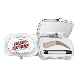Benefit Foolproof Brow Powder Пудра для бровей 1 - Светлый