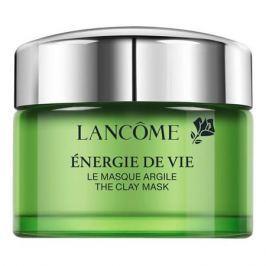 Lancome Energie De Vie Маска для лица, интенсивно очищающая, на основе зеленой глины в дорожном формате Energie De Vie Маска для лица, интенсивно очищающая, на основе зеленой глины в дорожном формате