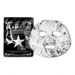 GlamGlow BUBBLESHEET Очищающая тканевая маска для лица BUBBLESHEET Очищающая тканевая маска для лица