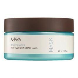 AHAVA DEADSEA WATER Интенсивная питательная маска для волос DEADSEA WATER Интенсивная питательная маска для волос