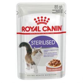 Влажный корм RC Sterilised для стерилизованных кошек, 85 г.