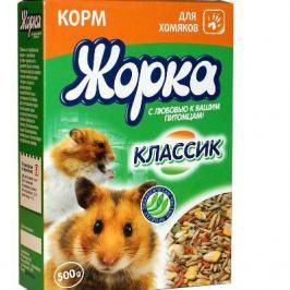 Корм Жорка  HQF для хомяков (500 гр)