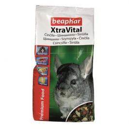 Корм Beaphar Xtra Vital для шиншил (1кг)