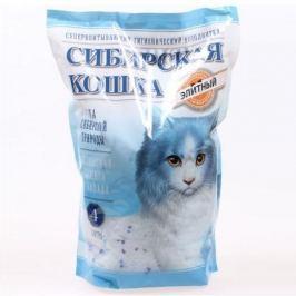 Силикагелевый наполнитель Сибирская кошка