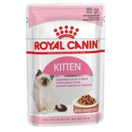 Влажный корм RC Kitten instinctive для котят от 4 до 12 месяцев и для беременных кошек, 85 г.