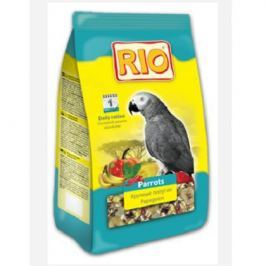 Корм Рио для крупных попугаев (500 гр)