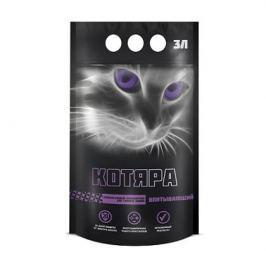 Силикагелевый наполнитель Котяра для кошек 3л.