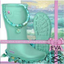Сапоги Рокс ЭВА женские С310 opal (зеленые) р-р 39