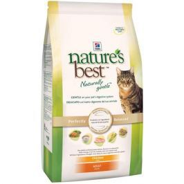 Сухой корм Hill's Nature's Best натуральный для кошек от 1 до 7 лет с курицей , 300 г.