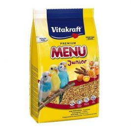 Корм Vitakraft Menu Junior для волнистых попугаев-птенцов, 500 гр